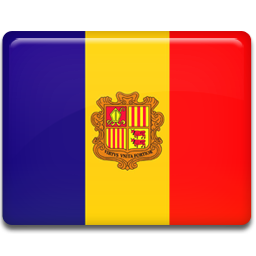 Andorra Flag icon