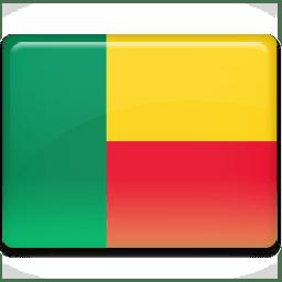 Benin Flag icon
