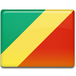 Congo Flag icon