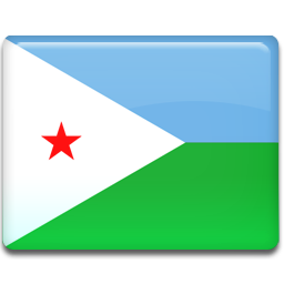 Djibouti Flag icon