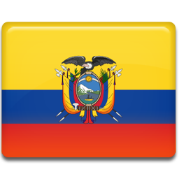 Ecuador Flag icon