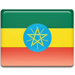 Ethiopia Flag icon