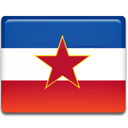 Ex Yugoslavia Flag icon