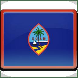Guam Flag icon