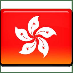 Hong Kong Flag icon