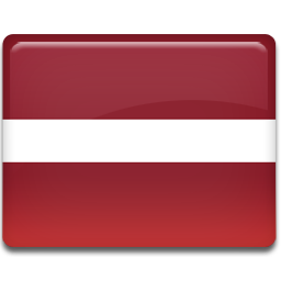 Latvia Flag icon