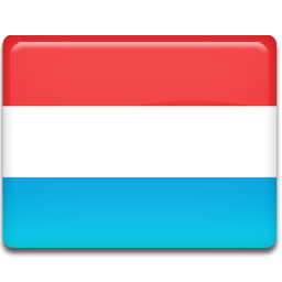 Image result for luxembourg flag png