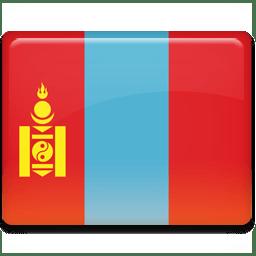 Mongolia Flag icon