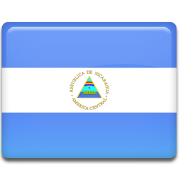 Nicaragua Flag icon