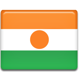 Niger Flag icon