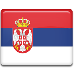 Serbia Flag icon