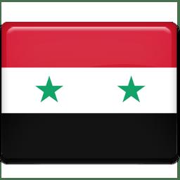 Syria Flag icon