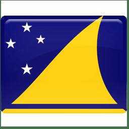 Tokelau Flag icon