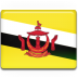 Brunei-Flag icon