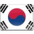 Korea-Flag icon