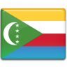 Comoros-Flag icon