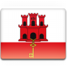 Gibraltar-Flag icon