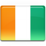 Ivory-Coast-Flag icon