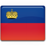 Liechtenstein-Flag icon