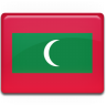 Maldives-Flag icon
