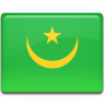 Mauritania-Flag icon