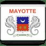 Mayotte-Flag icon