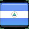 Nicaragua-Flag icon