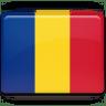 Romania-Flag icon