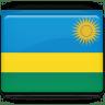 Rwanda-Flag icon