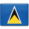 Saint-Lucia-Flag icon