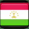 Tajikistan-Flag icon