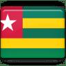 Togo-Flag icon