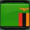 Zambia-Flag icon