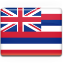 Hawaii Flag icon