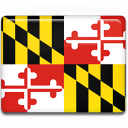 Maryland Flag icon