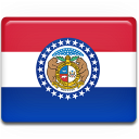 Missouri-Flag icon