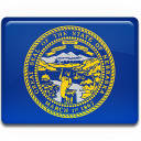 Nebraska-Flag icon
