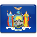 New York Flag icon