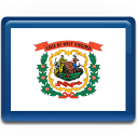 West-Virginia-Flag icon
