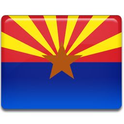 Arizona Flag icon