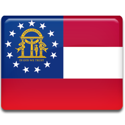 Image result for Georgia state flag icon