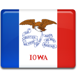 Iowa Flag icon