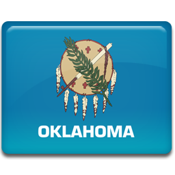 Oklahoma Flag icon