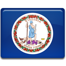 Virginia Flag icon