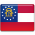 Georgia-Flag icon
