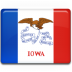 Iowa-Flag icon