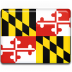 Maryland-Flag icon
