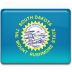 South-Dakota-Flag icon