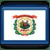 West-Virginia-Flag icon