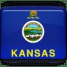 Kansas-Flag icon
